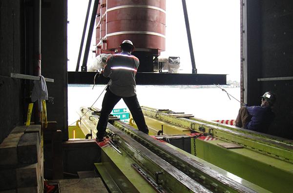 Rigging Analysis to Replace Transformer