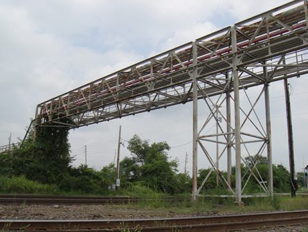 Lift Plan for Removal of Bridge